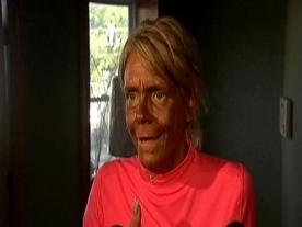 'Sun' worshipping Mum denies tanning daughter, aged 5