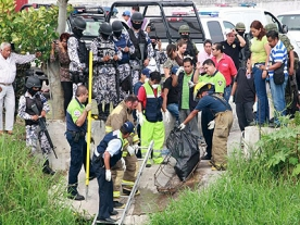 Chopped up, bagged and dumped: the bodies of 2 Mexican journalists