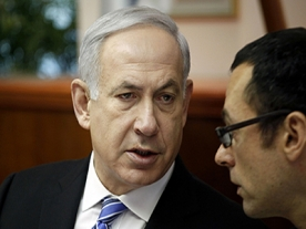 Israeli PM thrashes out coalition government deal