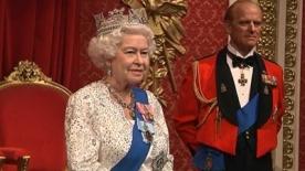 Queen Elizabeth-II has new Diamond Jubilee waxwork
