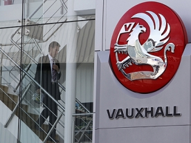 General Motors save Vauxhall factory