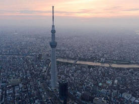 World's Second Tallest Building The Skytree Opens
