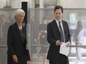 IMF tells UK