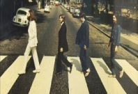 'Backwards' Beatles photo sold for £16,000