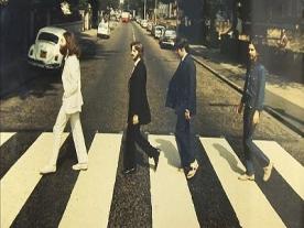 'Backwards' Beatles photo sold for £16,000