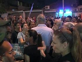 Race-hate Israelis protest against African asylum seekers