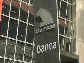 Trading in shares of Bankia have been suspended