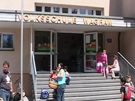 Austrian Dad shoots son in his school cloakroom