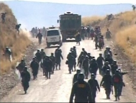State of Emergency over Peru mine protest