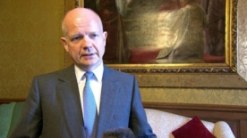 Britain to expel Syrian Diplomats