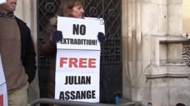 Julian Assange loses extradition appeal