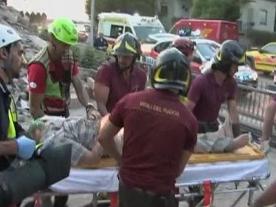 Italian pensioner found in earthquake rubble