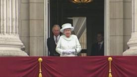 Jubilee final Celebrations in London