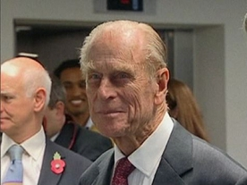 Duke of Edinburgh spends another night in Hospital