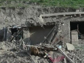 Around 100 feared dead in two Afghan earthquakes