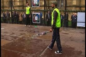 New urban form of cricket breaks boundaries