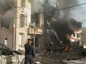 Four bomb blasts in Baghdad: at least 56 dead