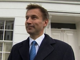 Lib Dem MPs expected to abstain on Jeremy Hunt vote