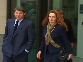 Rebekah Brooks bailed at Southwark Crown Court
