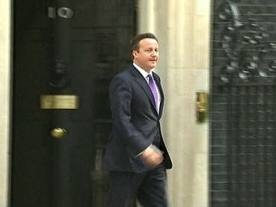 David Cameron Appears at Leveson Inquiry Today