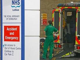 Edinburgh Legionnaires' outbreak: Second victim dies