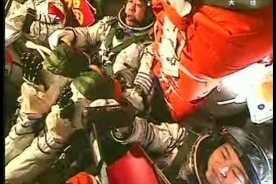 China's first female astronaut reaches space lab