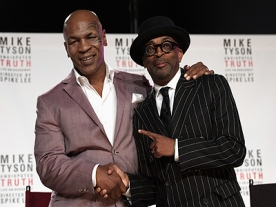 Mike Tyson hits Broadway with his one-man show