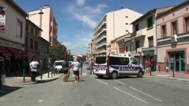 Gunman holds people hostage in French bank