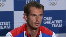 Andy Murray picked for Team GB at London 2012