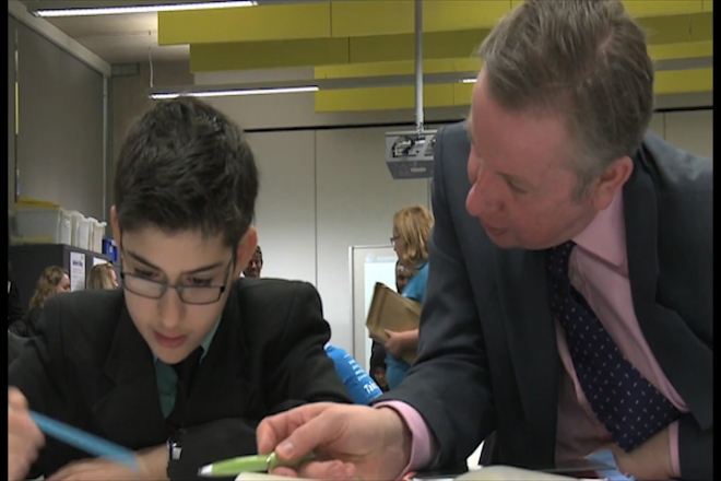 Nick Clegg attacks Michael Gove's O-Levels plan