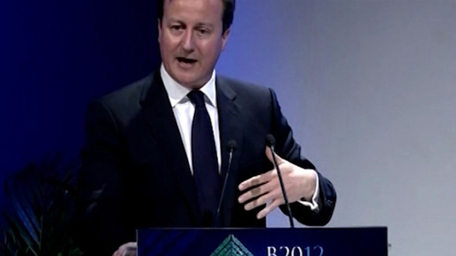 Cameron to cut welfare for young and jobless