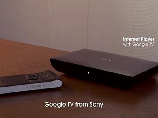 Sony launches NSZ-GS7 Internet Player with Google TV in UK