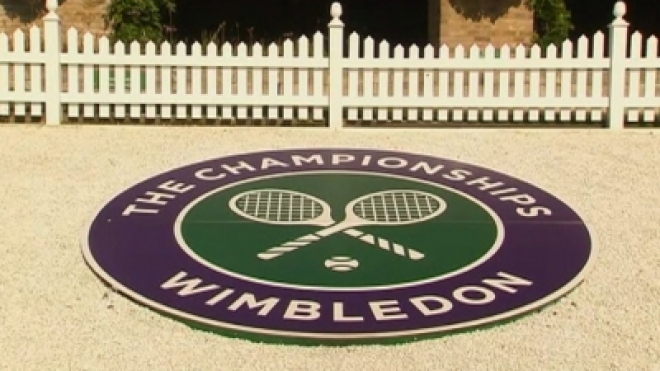 First Day of Wimbledon Championships