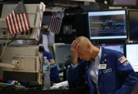 European Shares Fall for Third Day