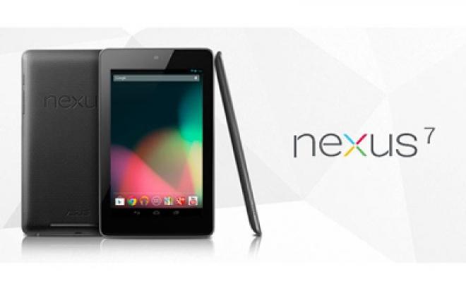 Google unveils Nexus 7 own tablet