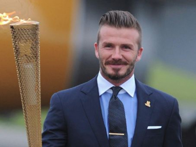 David Beckham left out of Team GB football squad