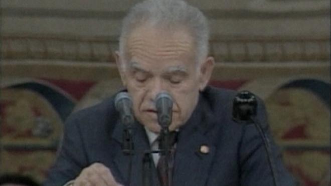 Yitzhak Shamir ex Israeli PM dies at 96