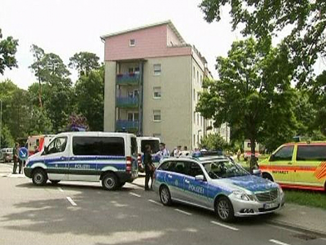 Five shot dead in German apartment in eviction row