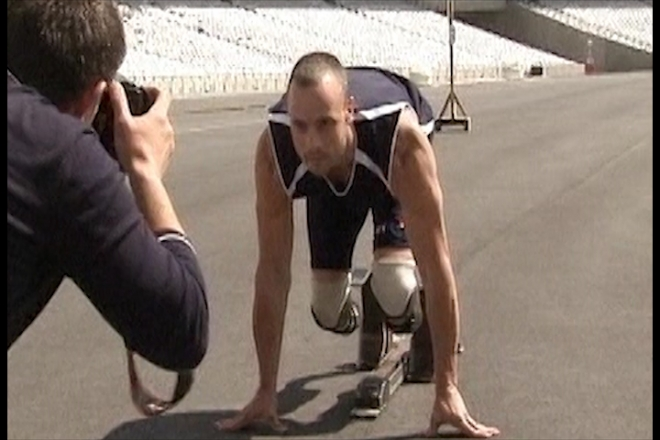 'Blade Runner' Oscar Pistorius to race in Olympics