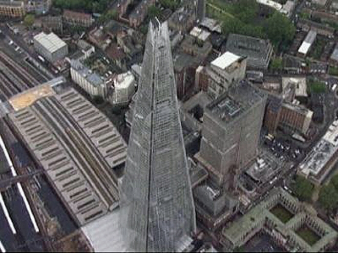 The Shard: symbol of London's pride or greed?