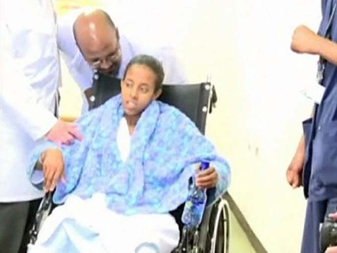 Ethiopian Girl has Surgery to remove 8 arms and Legs