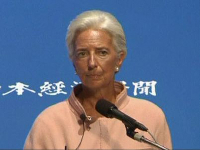 Banks have failed to reform since 2008, Head of IMF
