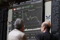 European Shares Drift Ahead of US Payroll Data