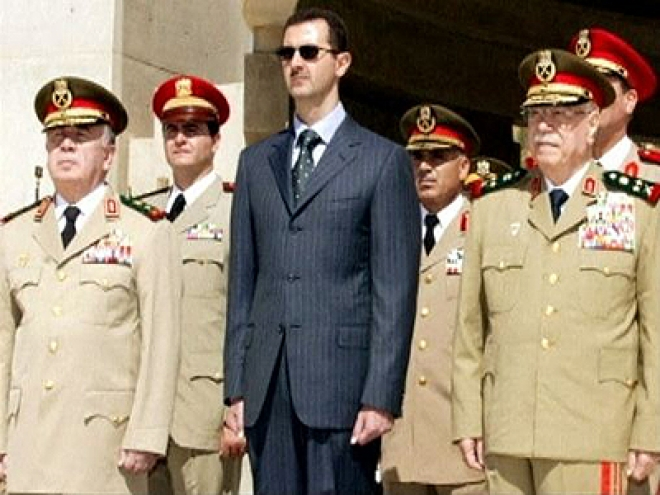 Syrian President's confidante & top military ally defects