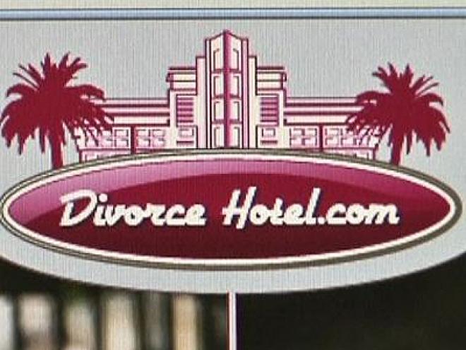 Quick,Cheap Divorce at 'Divorce Hotel '