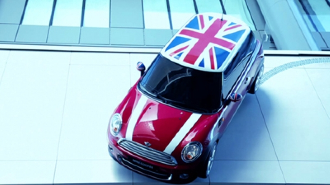 BMW investing £250M into producing Mini in the UK