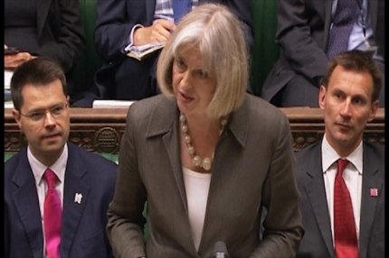 Theresa May grilled over G4S Olympics shambles