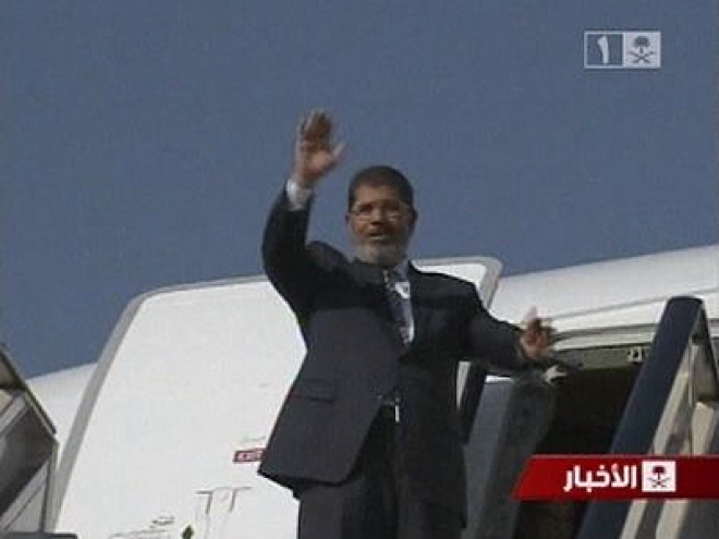 Egypt PM on first official trip to Saudi Arabia