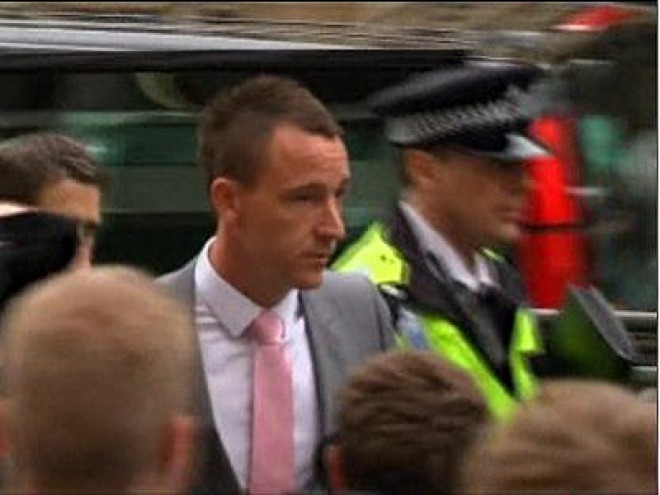 John Terry Found Not Guilty of Racial Abuse