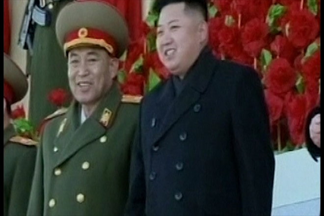 North Korean military chief removed from all posts